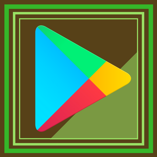 LOGO PNG PLAY STORE