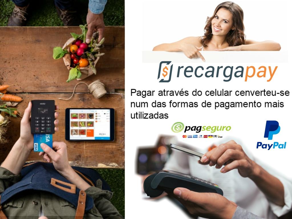 Conhecer os pagamentos via celular em Rio de Janeiro