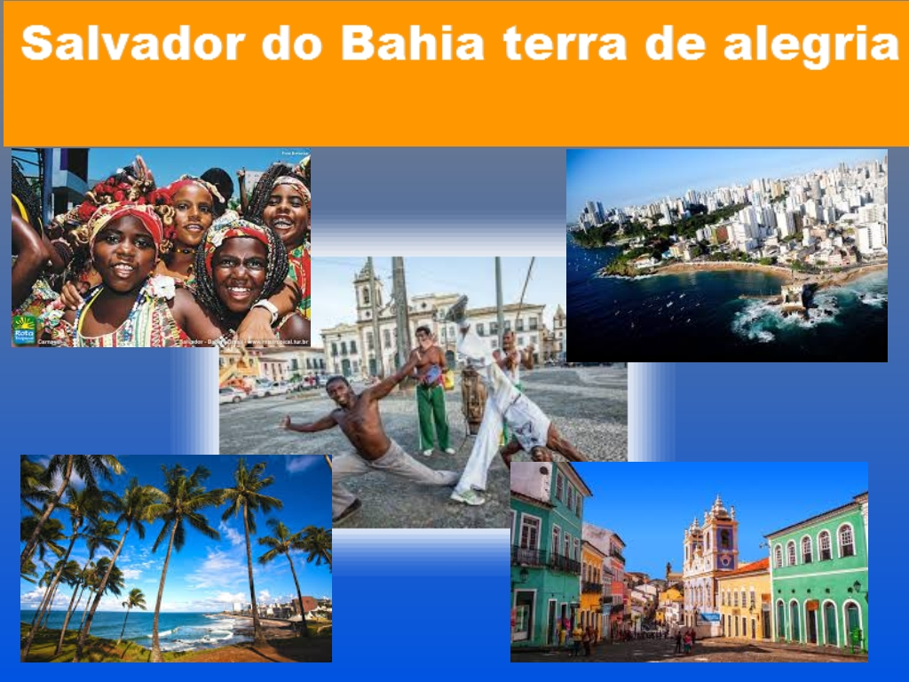 salvador do bahia terra do alegria