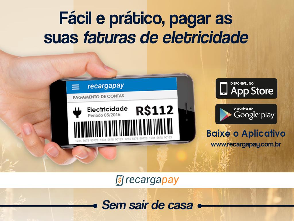 Benefícios de pagamento de contas com RecargaPay pelo celular, poupe tempo e dinheiro.
