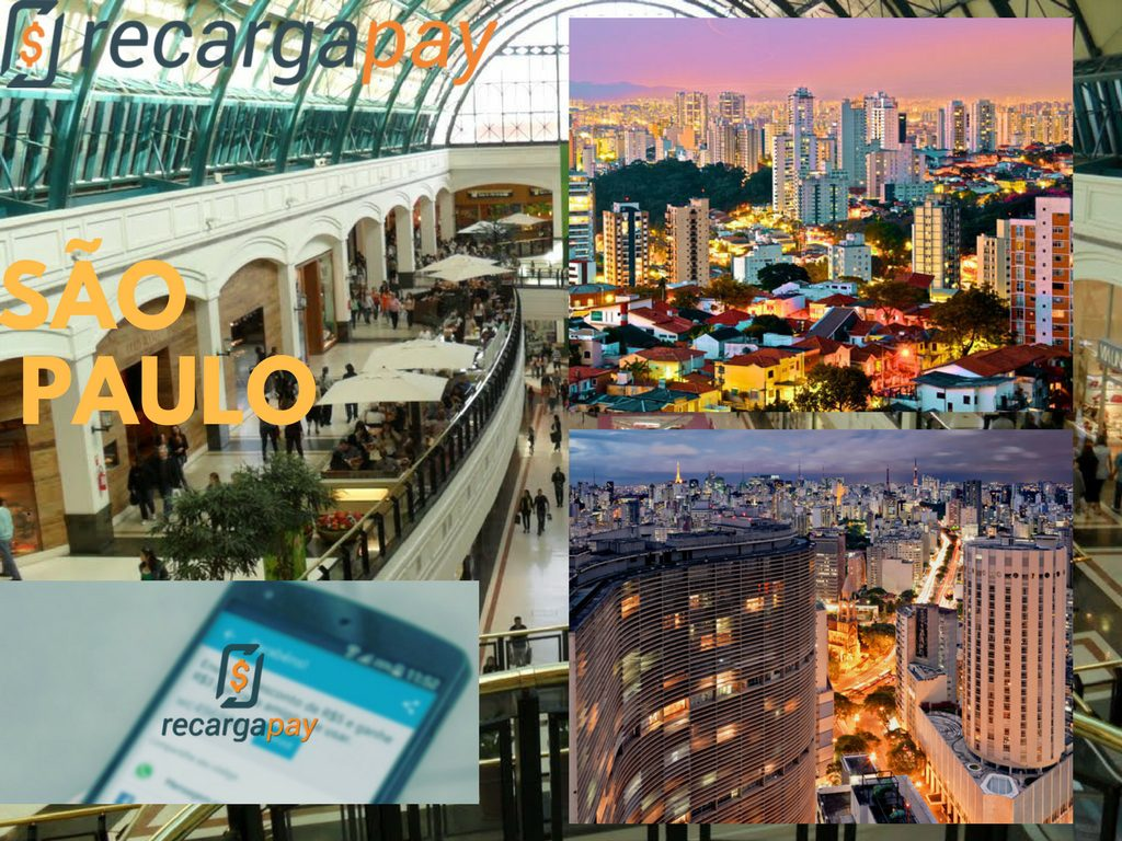 em Sao Paulo pode ver os melhores lugares mais visitados da cidade
