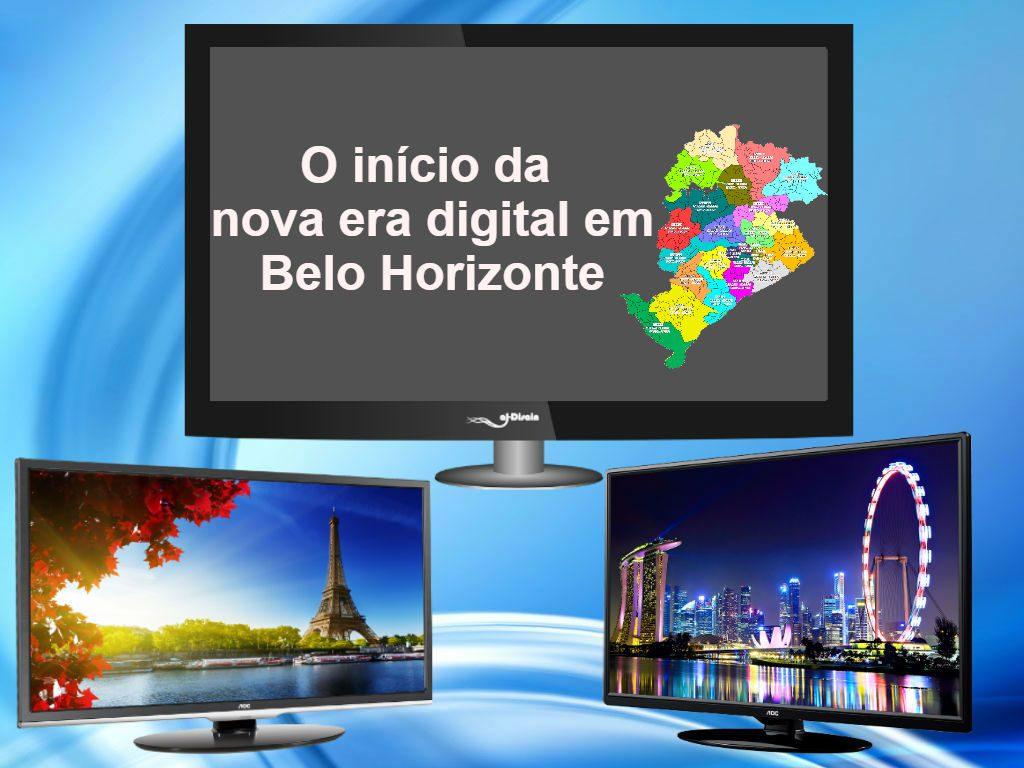 Cooperativas de reciclagem envolvidas na recolha de TVs analógicas em Belo Horizonte