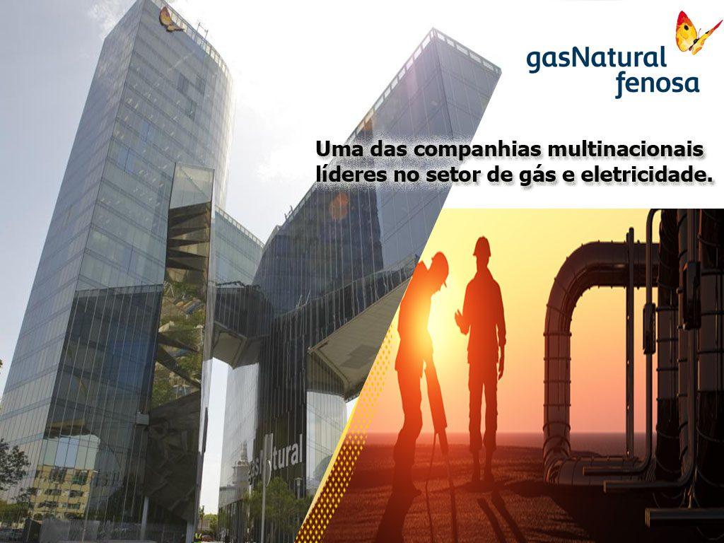 Informação sobre a empresa de Gás Natural Fenosa em São Paulo