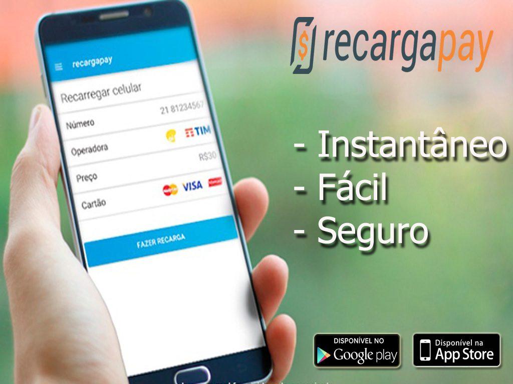 Pague suas contas de serviços básicos de gás com RecargaPay