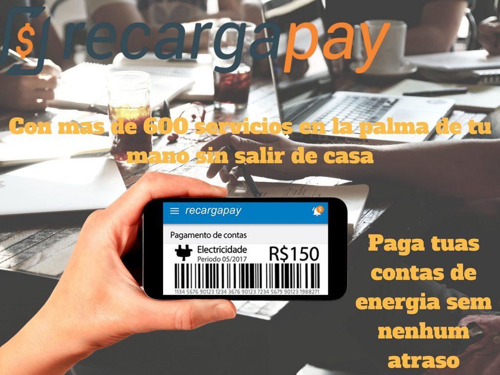 Conta Com grandes benefícios para pagar as contas pelo celular