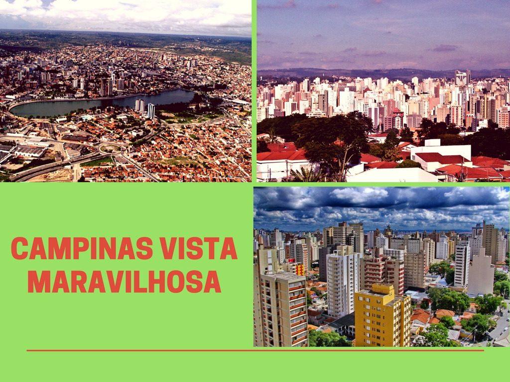 Campinas é uma cidade maravilhosa com um atractivo turístico inigualable