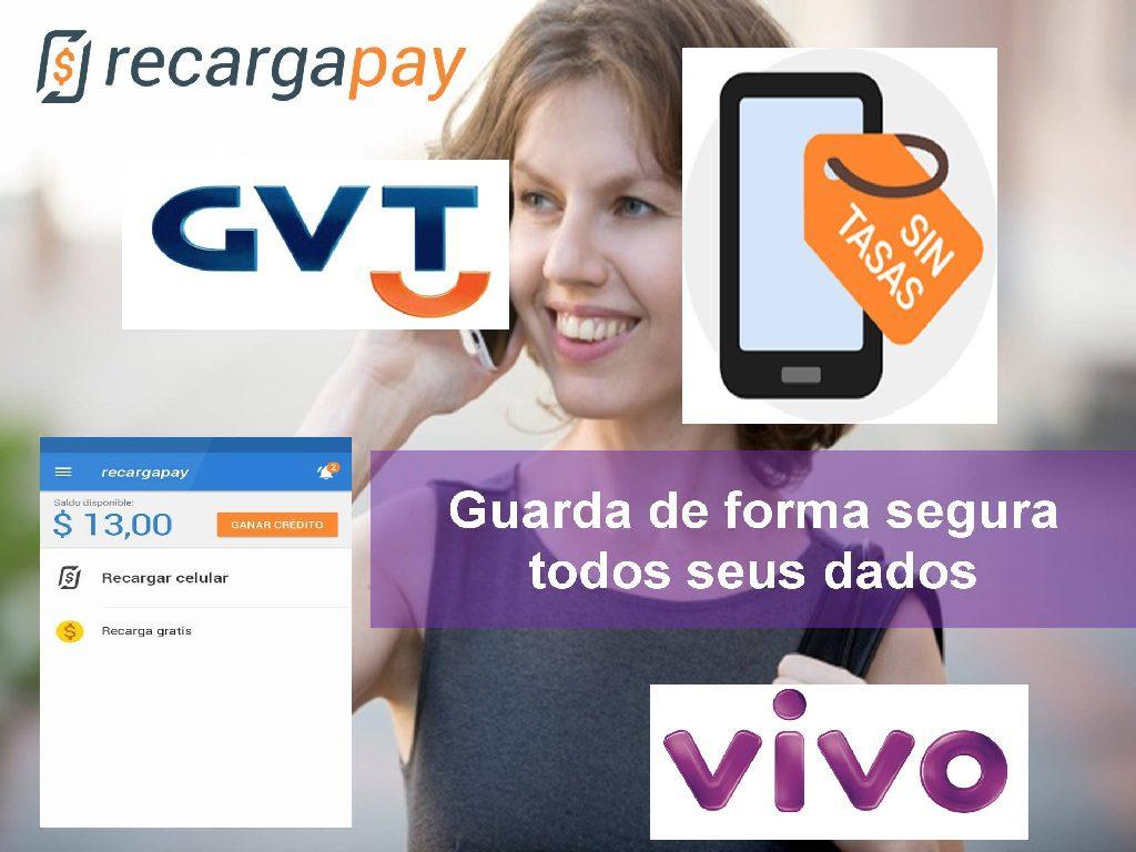 Com esta app poderás pagar tuas contas GVT sem perder tempo