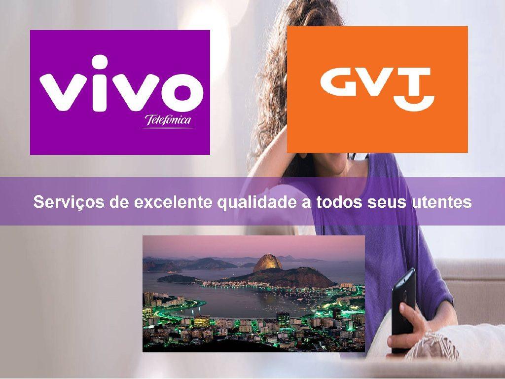 Conheça os serviços de excelente qualidade que oferece GVT (agora VIVO)