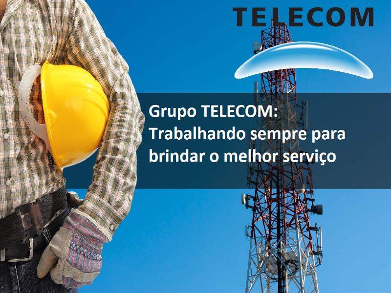 Telecom é uma das melhores empresas de internet em Sao Paulo