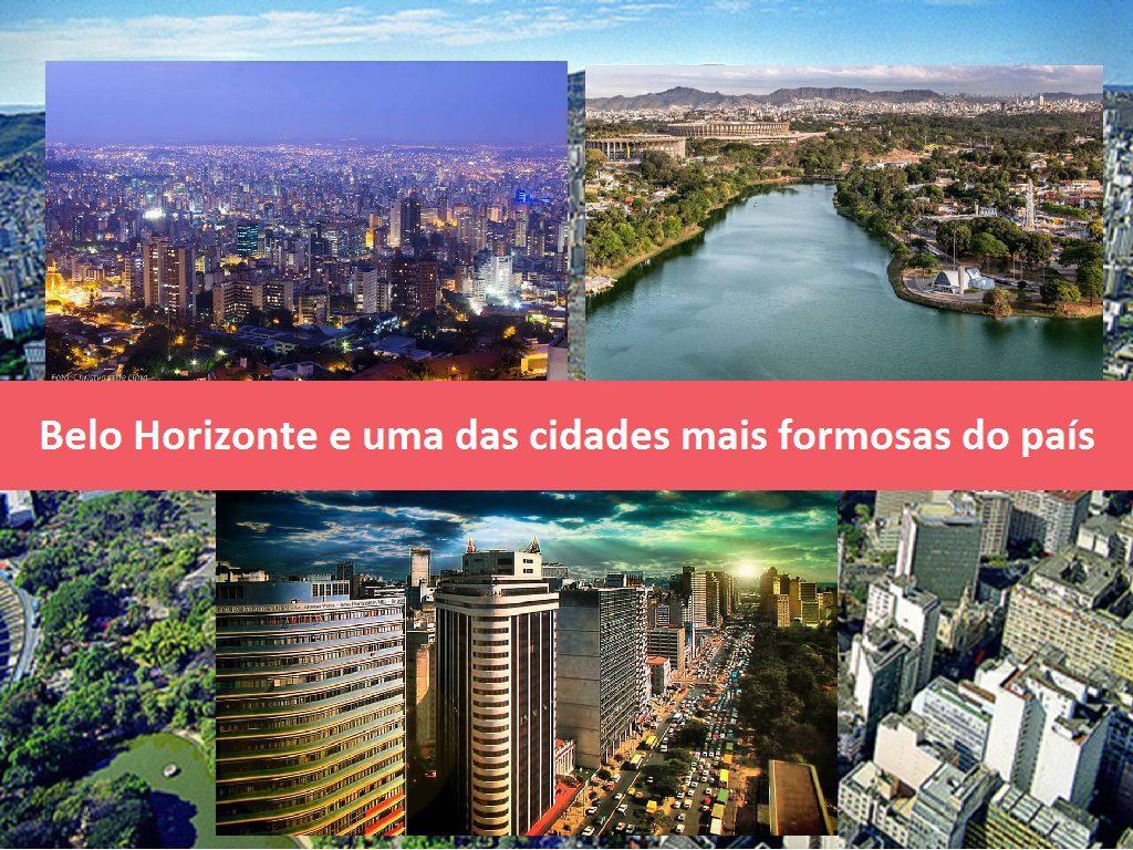 Belo Horizonte é uma das cidades mais formosas do pais