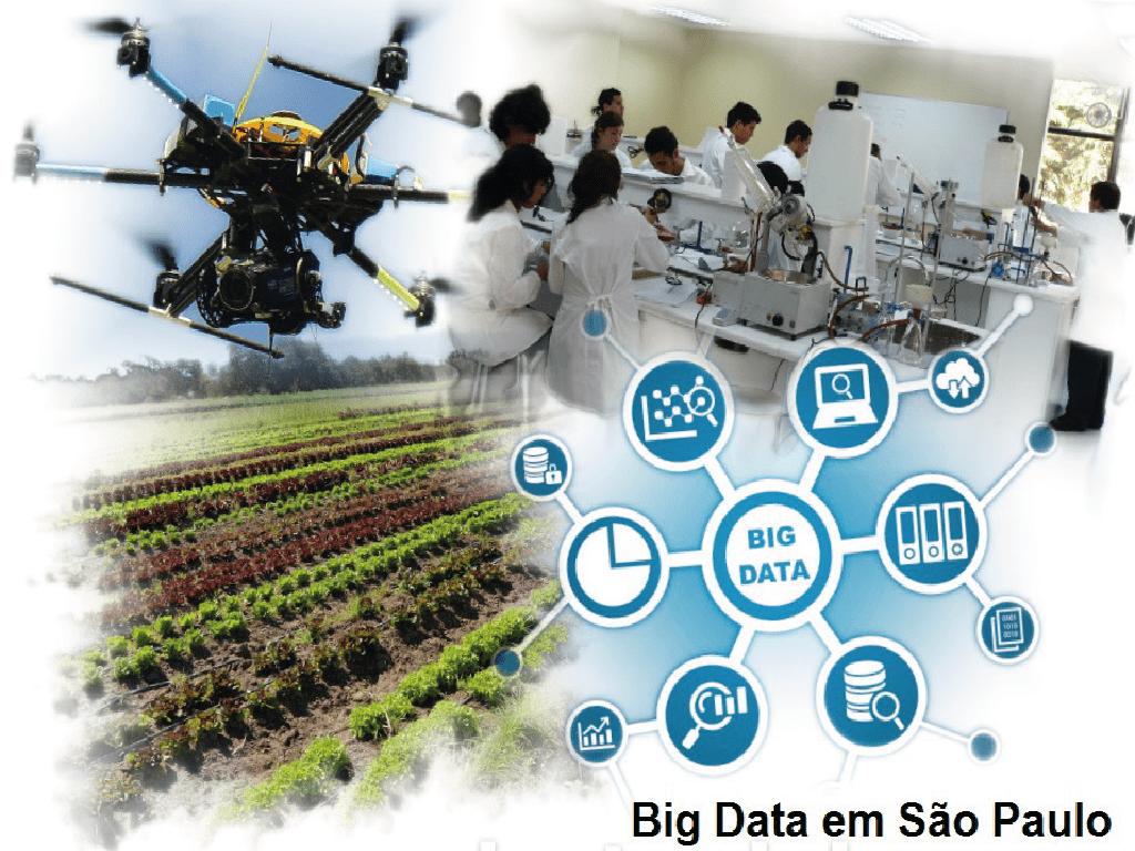 Nova tecnologia de internet chamada Big Data em Sao Paulo