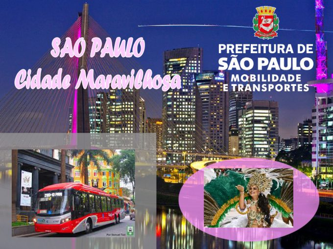Sao Paulo é a cidade mais influente de todo Brasil