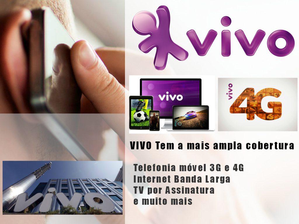Conheça os serviços de VIVO desde telefonia fixa e móvel ate internet de banda larga e TV por assinatura