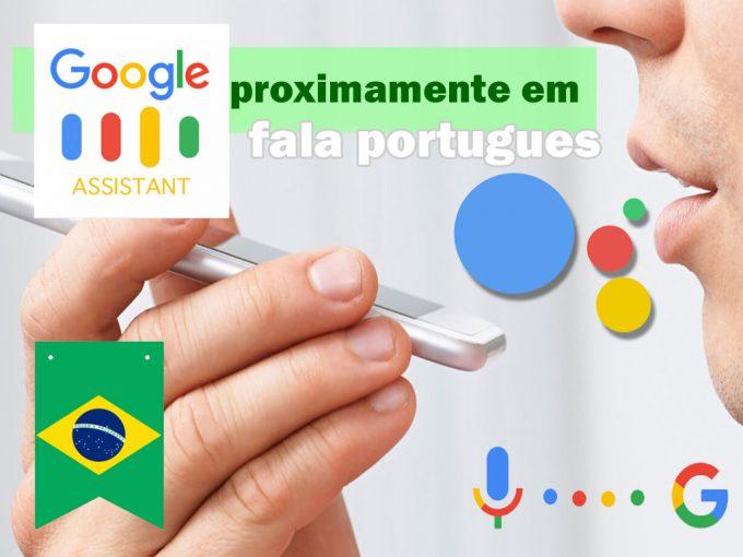 O assistente de Google agora está disponível para iPhone em Portugues
