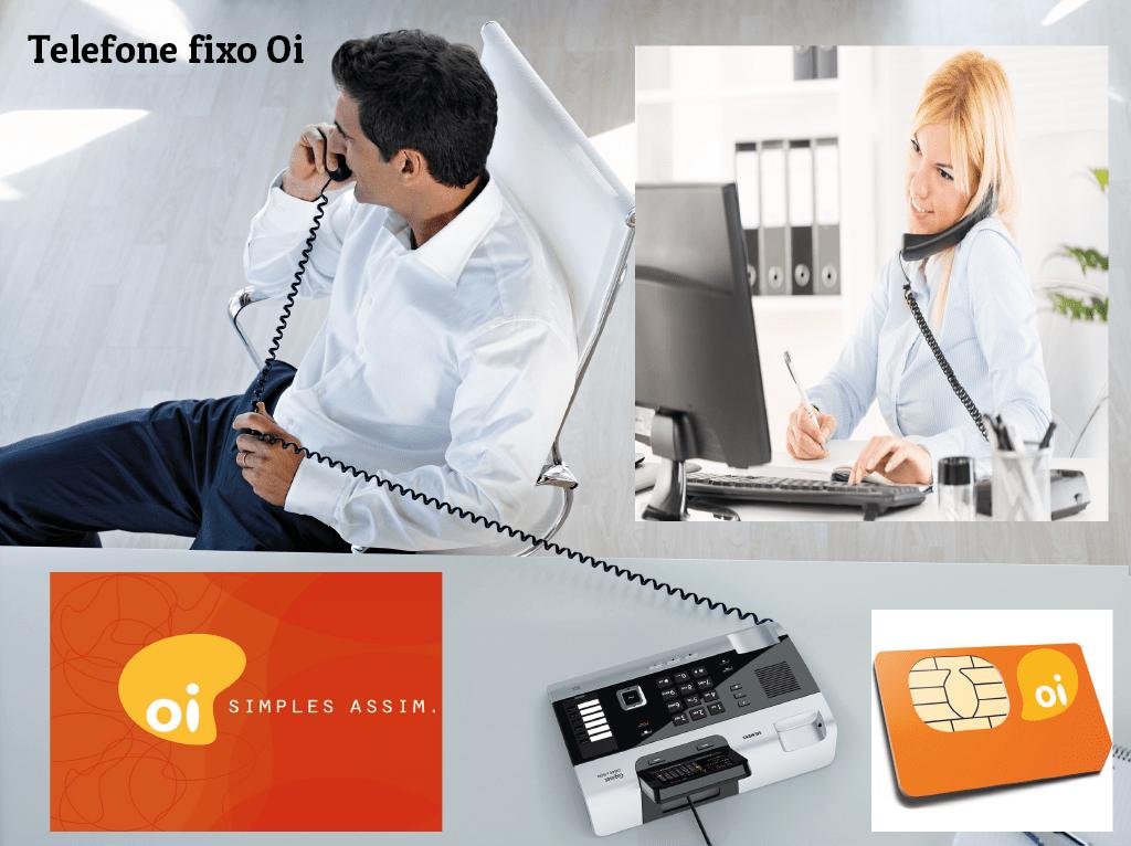 Serviços de telefone fixo Oi em Sao Paulo
