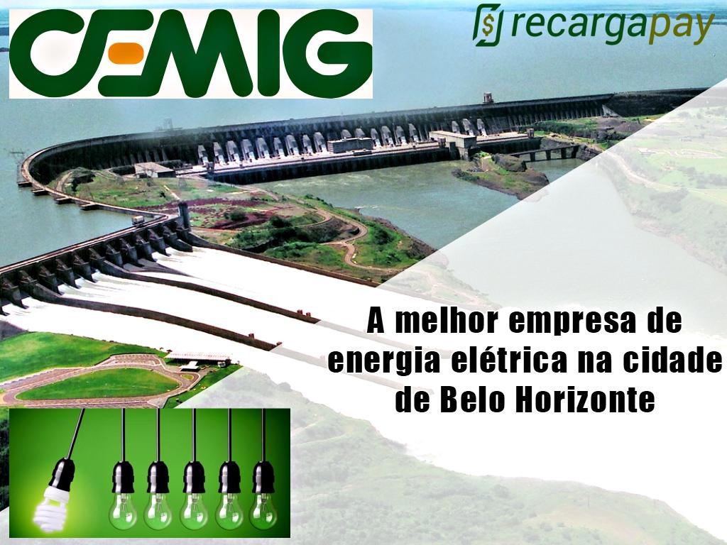 Cemig a Melhor empresa de Energia Eléctrica