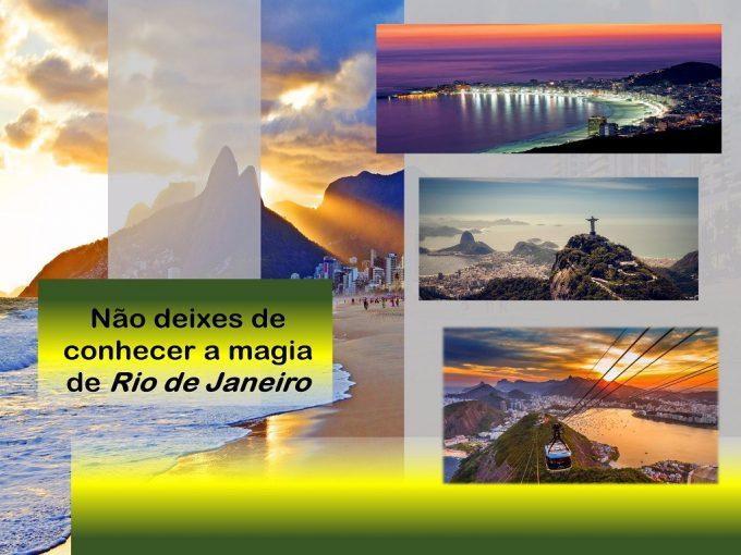 Não percas nem um segundo de Rio de Janeiro