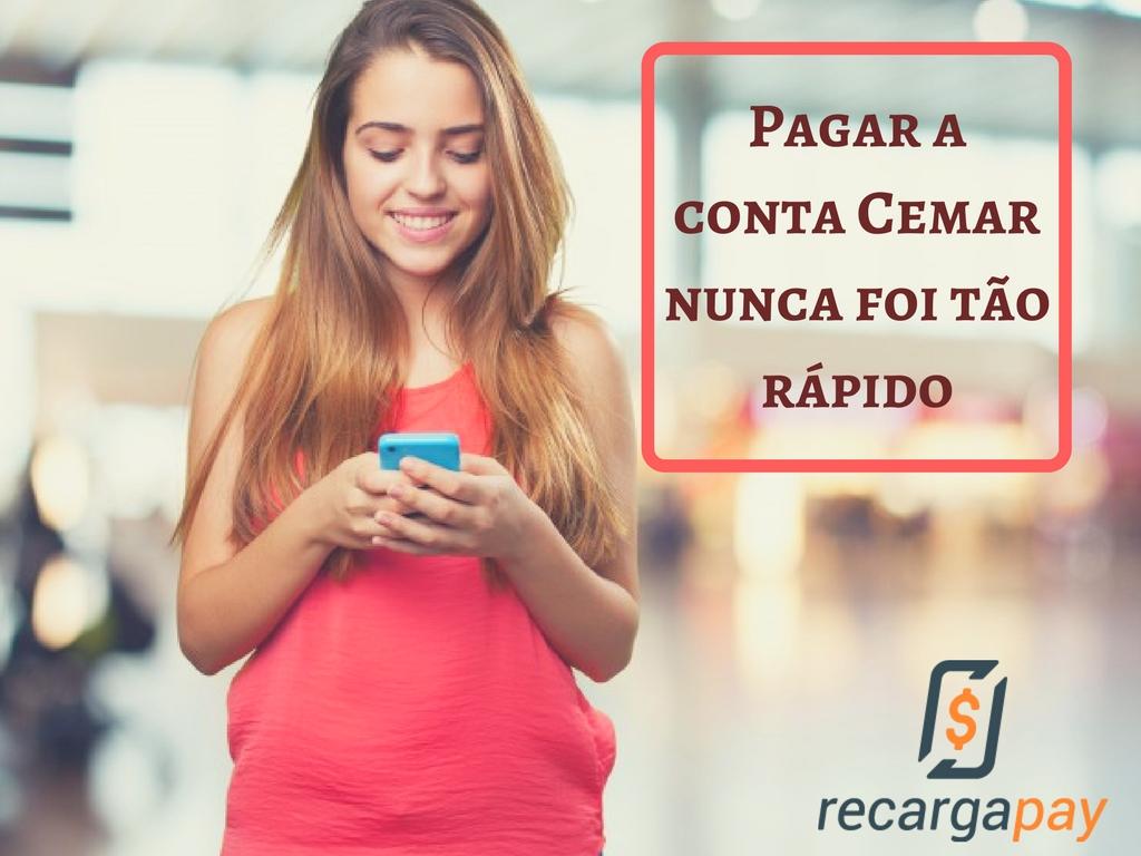 Aplicativo para pagar conta Cemar online