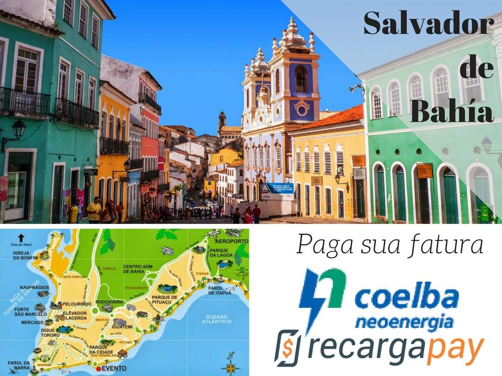 Salvador de Bahia em Brasil e Coelba