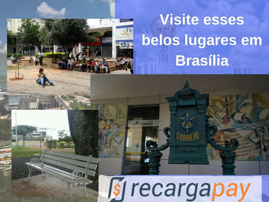 pracas e museos em brasilia