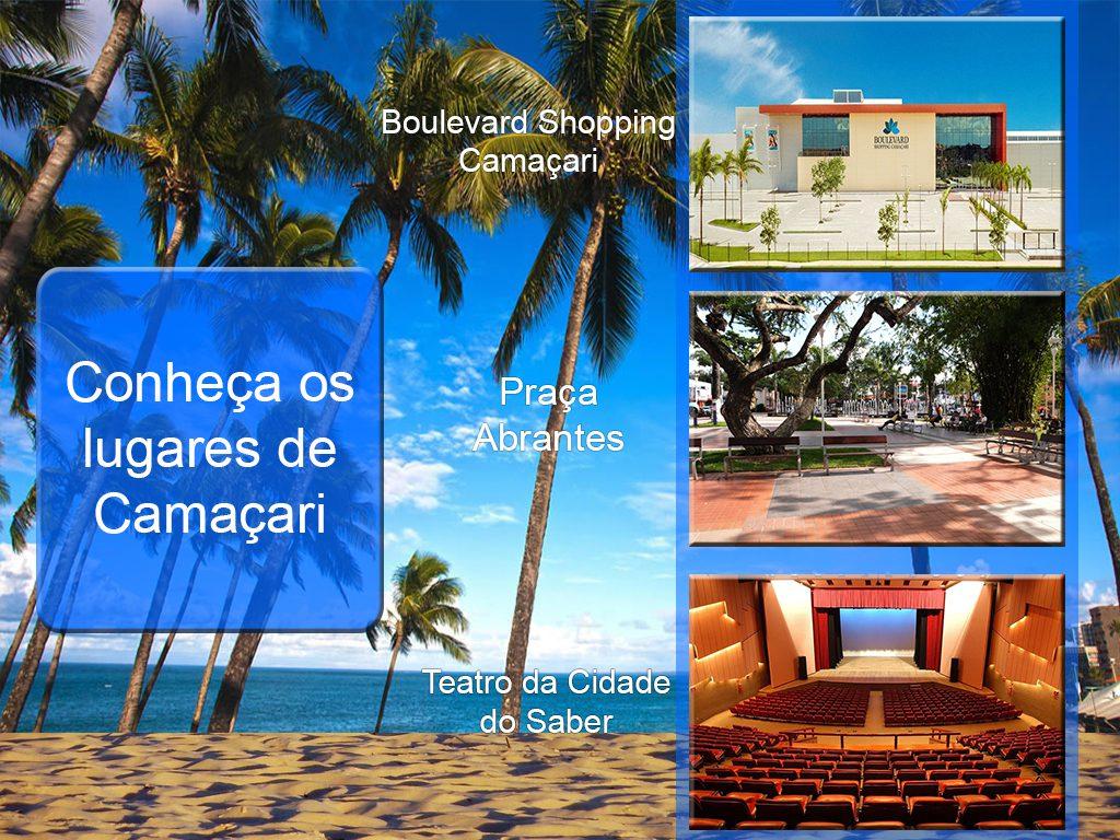 Conheça os lugares de Camaçari, Salvador de Baía