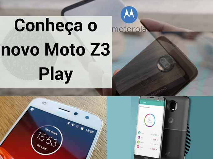 Especificaçoes de Moto Z3 Play