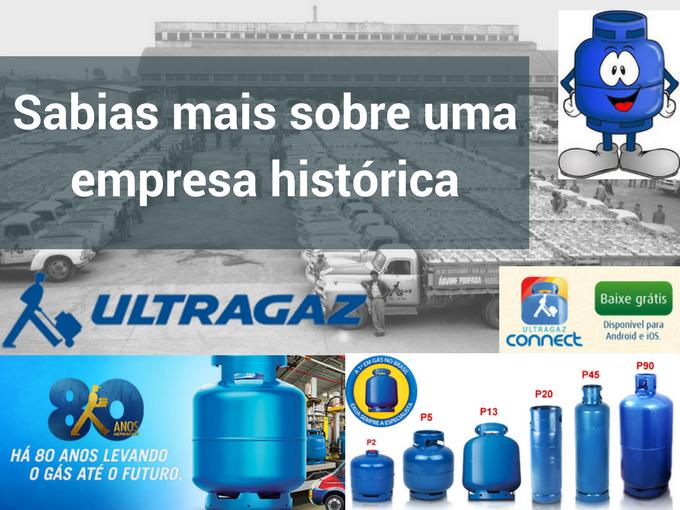 História de Ultragaz