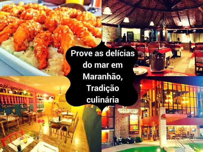 Culinária e fusão cultural no Maranhão
