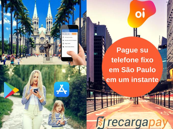 Em São Paulo você já pode ter sua conta de telefone fixo atualizada