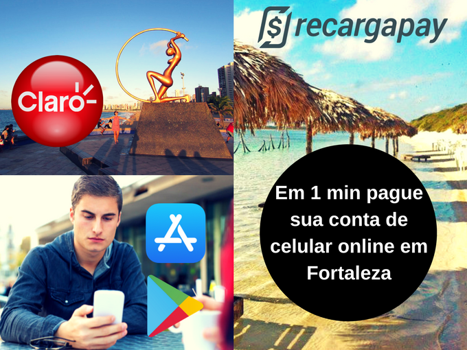 Em Fortaleza, pagar contas é muito mais simples