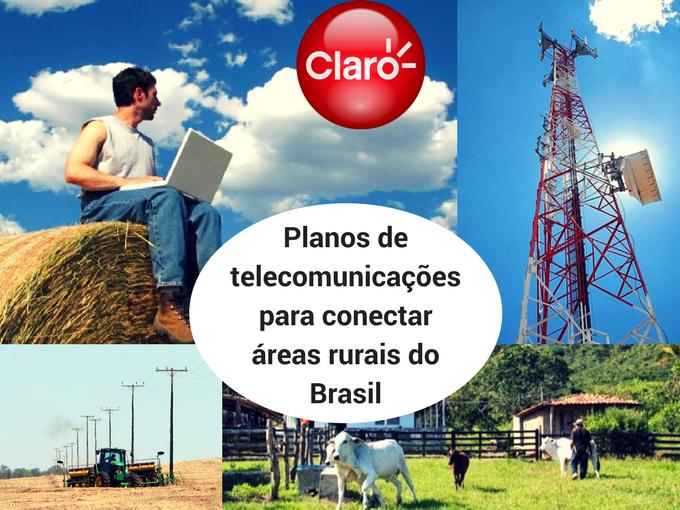 Planos de comunicação adaptados às necessidades das zonas rurais