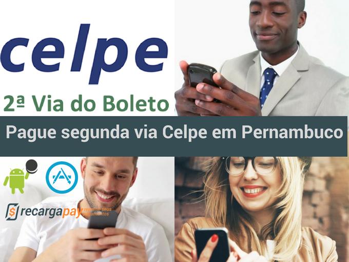 Pague sua 2a via Celpe em Pernambuco