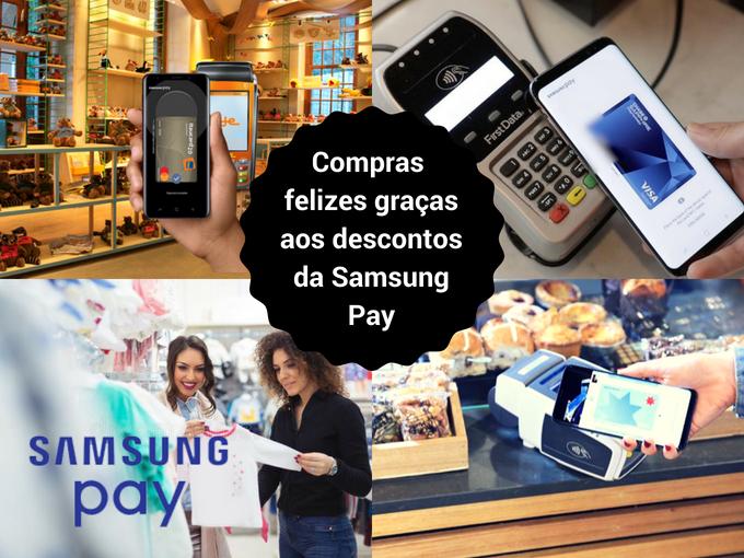 Samsung Pay agora também com o Banco Itaú