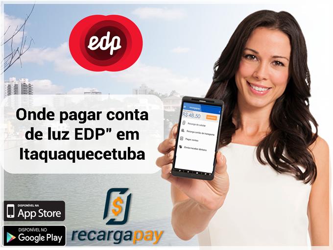 Onde pagar conta de luz EDP em Itaquaquecetuba