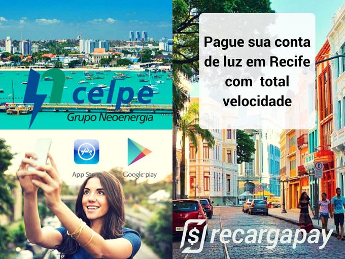 Recargapay chega ao Recife