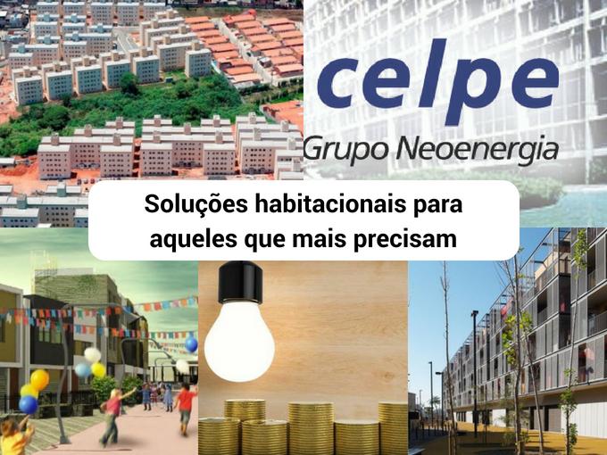Celpe tem os projetos habitacionais mais adequados