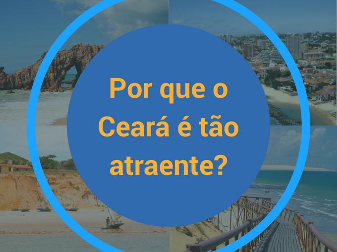 Ceará tem uma grande atração turística