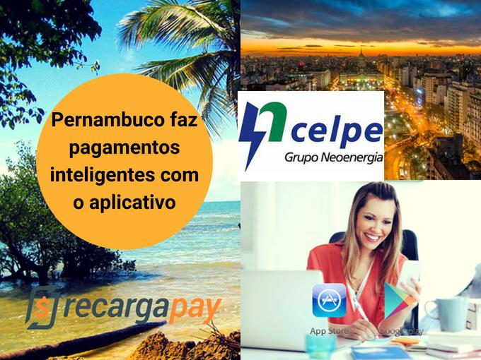 Pernambuco já tem Recargapay