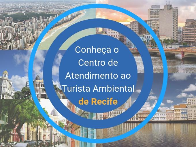 Detalhes do novo centro de turismo e meio ambiente em Recife