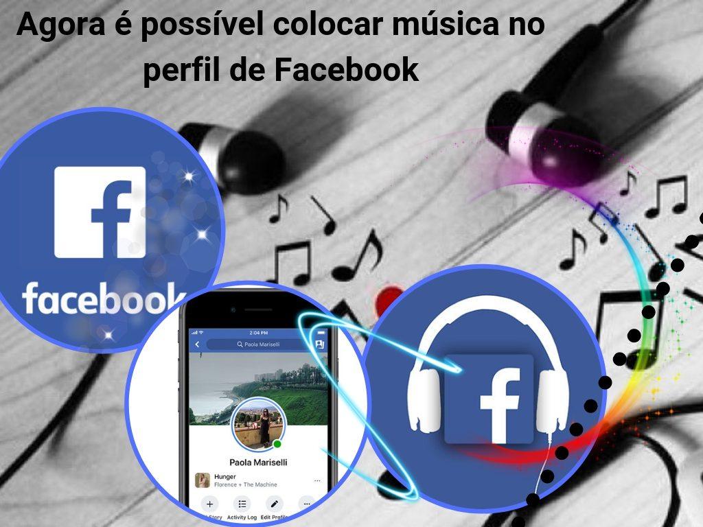 Facebook permitirá que seus usuários coloquem música em seu perfil