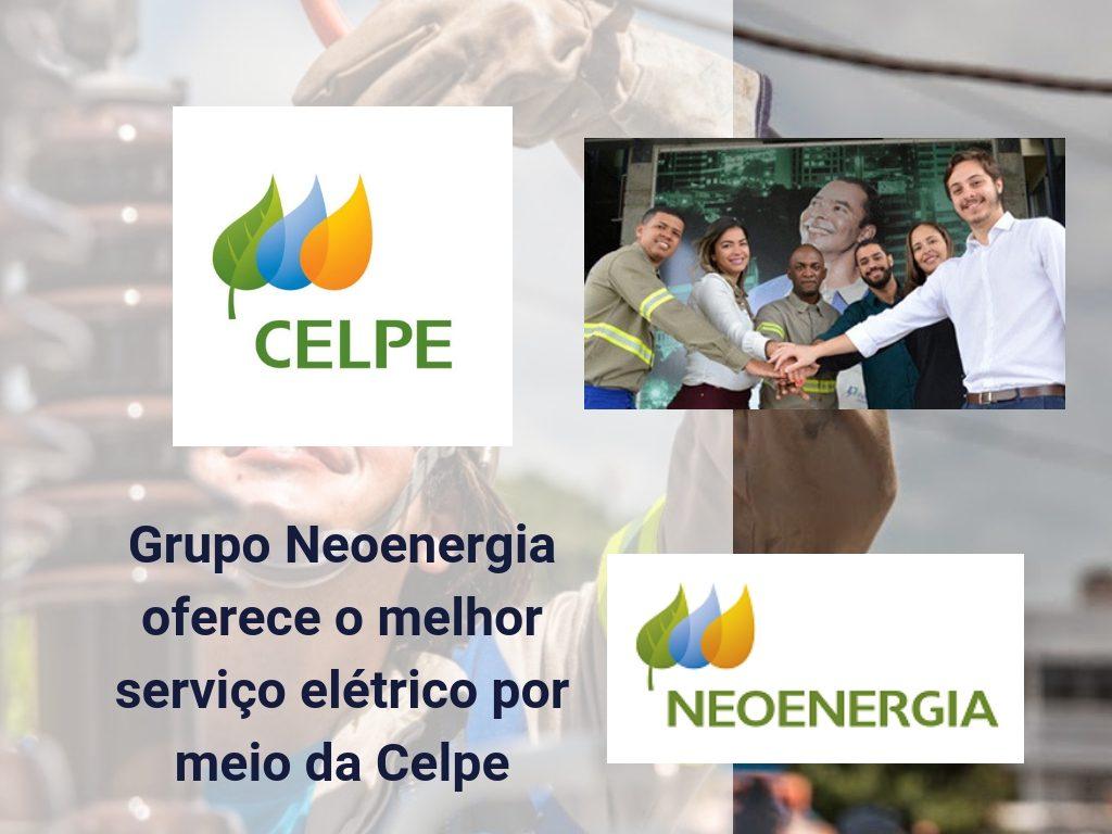 Grupo Neoenergia oferece o melhor serviço elétrico por meio da Celpe