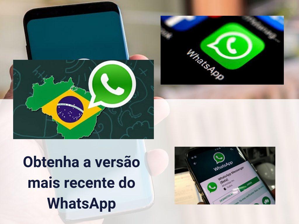 Obtenha a versão mais recente do WhatsApp