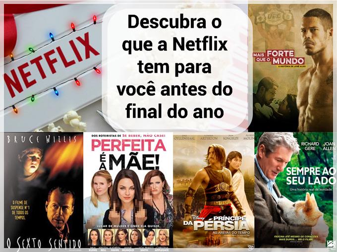 Descubra o que a Netflix tem para você antes do final do ano