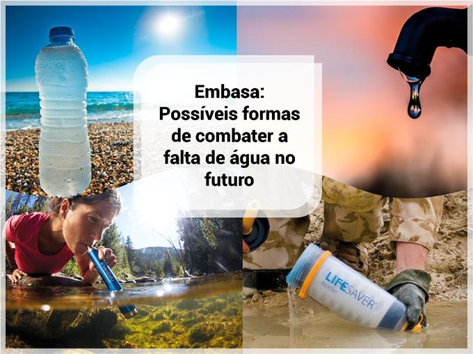 Embasa: Possíveis formas de combater a falta de água no futuro