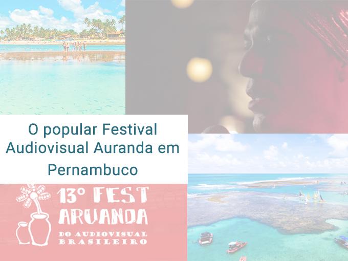 O Festival de Cinema mais popular em Pernambuco