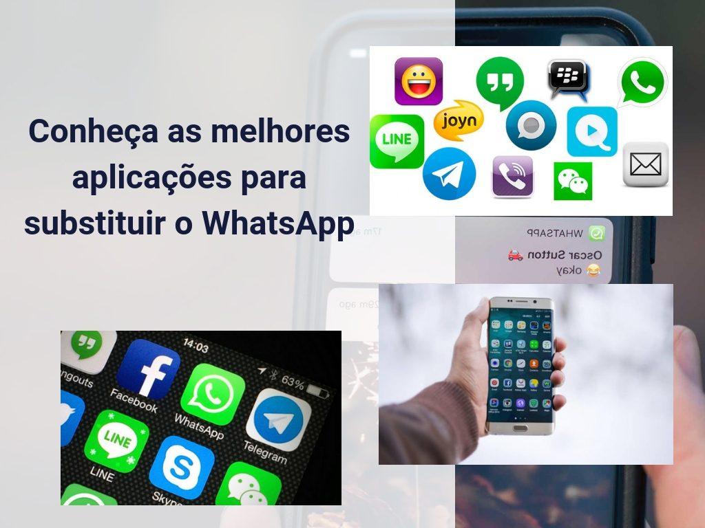 Conheça as melhores aplicações para substituir o WhatsApp