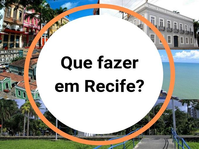 Que fazer em Recife?