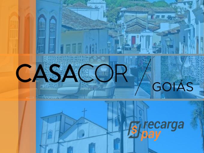 Visite a CasaCor Goiás
