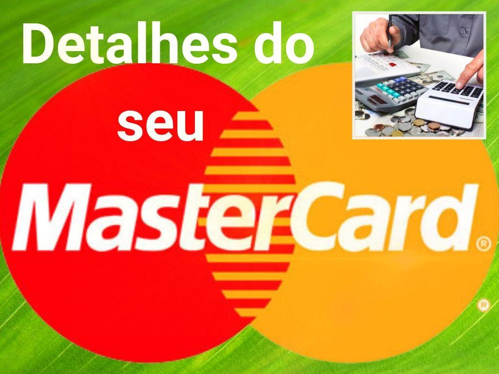 Detalhes do Mastercard