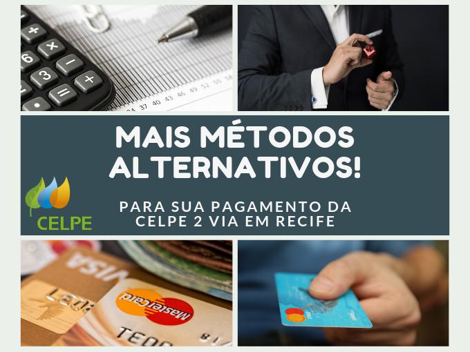 Pague sua fatura 2 via Celpe em Recife